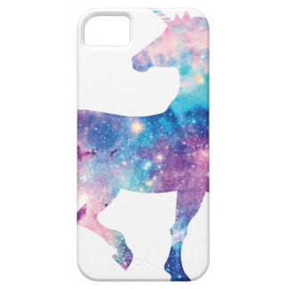 Sparkly Magical Unicorn iPhone 5 Cover