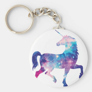 Sparkly Magical Unicorn Key Ring