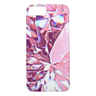 Sparkly Pink Diamond iPhone Case
