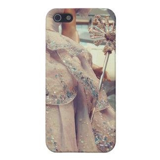 Sparkly Princess Dress Vogue Couture iPhone 4 case
