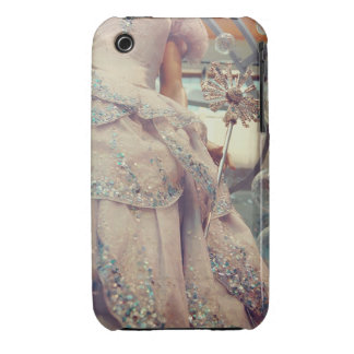 Sparkly Princess Dress Vogue iPhone 3G/3Gs iPhone 3 Cases