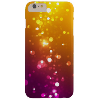 Sparks and Spectrum - Yellow / Purple, Barely There iPhone 6 Plus Case