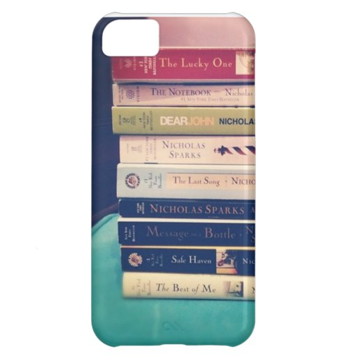 Sparks Book iPhone 5C Cases
