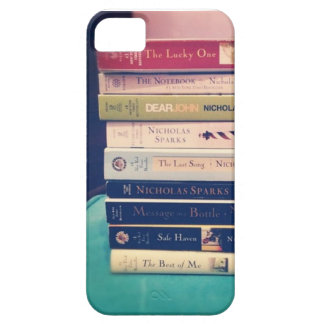 Sparks Book iPhone 5 Cover