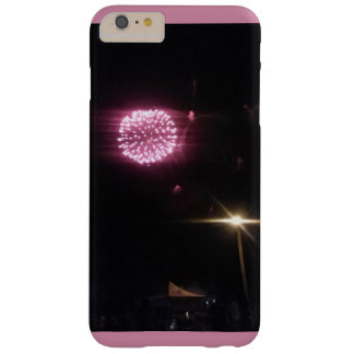 Sparks Fly Barely There iPhone 6 Plus Case