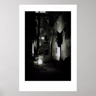 Sparks in Venice Poster