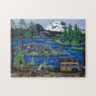 Sparks Lake Puzzle