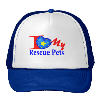 Sparks Pet Rescue Mesh Hat