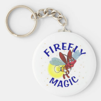 Sparky the Firefly Key Chain