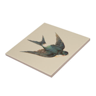 Sparrow Ceramic Thingy Ceramic Tile