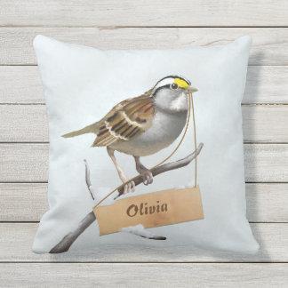 Sparrow Outdoor Cushion
