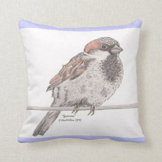 Sparrow Pillows