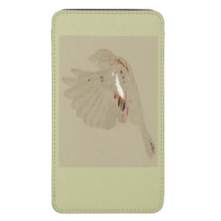Sparrow Series #1 Phone Pouch