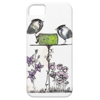 Sparrow Teatime! iPhone 5 Covers