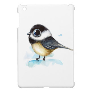 Sparrow watercolor cover for the iPad mini