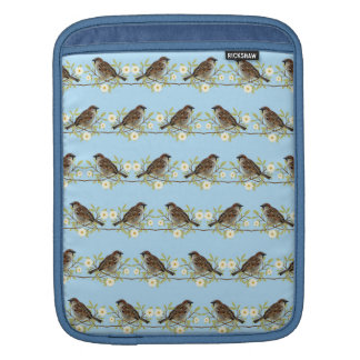 Sparrows iPad Sleeve