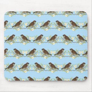 Sparrows Mouse Pad