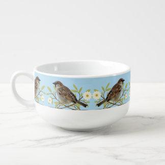 Sparrows Soup Mug