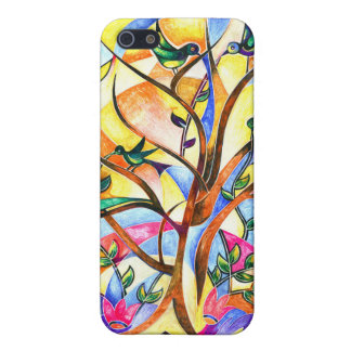 Sparrows Tree Case For The iPhone 5