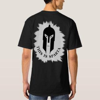 SPARTA Men's Tall Hanes T-Shirt