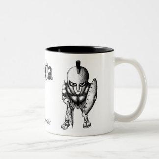 Sparta mug design
