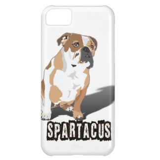 Spartacus Bulldog Ice loves Coco iPhone 5C Case