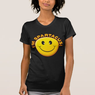 Spartacus Smile T Shirts