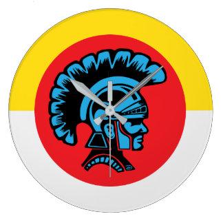Spartan Fever - Clock