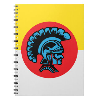 Spartan Fever - Notebook