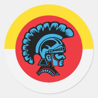 Spartan Fever - Stickers