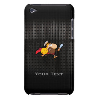 Spartan Gladiator; Rugged Barely There iPod Covers