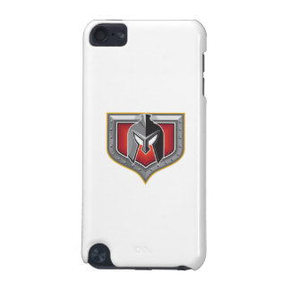 Spartan Helmet Shield Retro iPod Touch 5G Cover