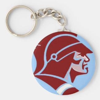 Spartan keychain