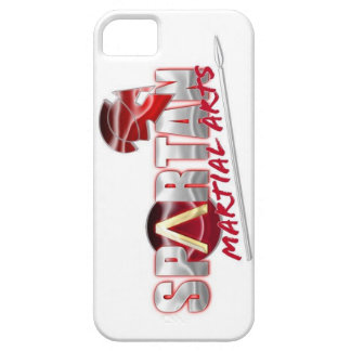Spartan Martial Arts Products Case For The iPhone 5