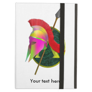 Spartan Or Greek Warrior Cover For iPad Air
