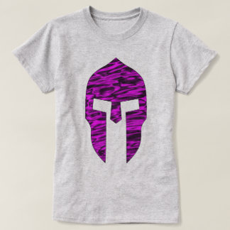 Spartan Pink Chrome T-Shirt