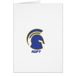 Spartan Rob Donker Personal Training Greeting Cards