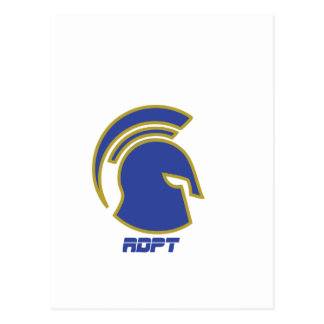 Spartan Rob Donker Personal Training Postcard