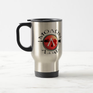 Spartan Shield/AR-15 Molon Labe Travel Mug
