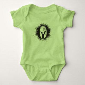 Spartan Splatter Baby Bodysuit