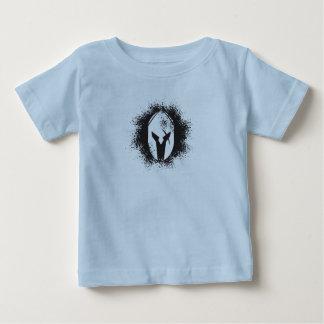 Spartan Splatter Baby T-Shirt