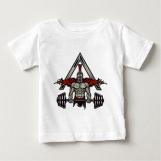 Spartan Warrior Baby T-Shirt