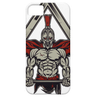 Spartan Warrior Case For The iPhone 5