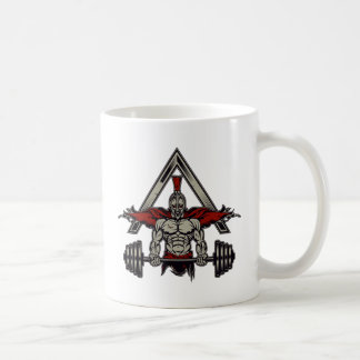 Spartan Warrior Coffee Mug