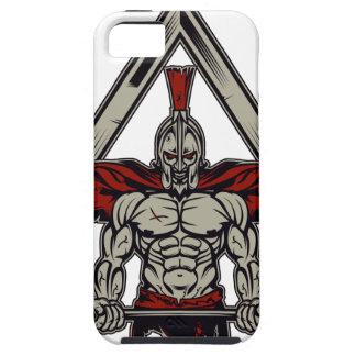 Spartan Warrior iPhone 5 Case