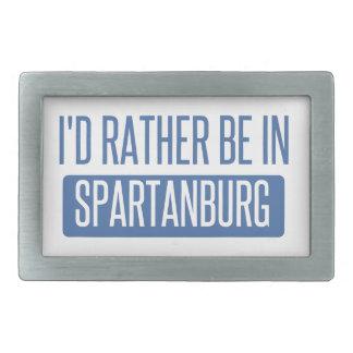 Spartanburg Belt Buckles