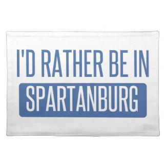 Spartanburg Placemat