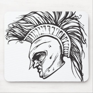 Spartans Mouse Pad