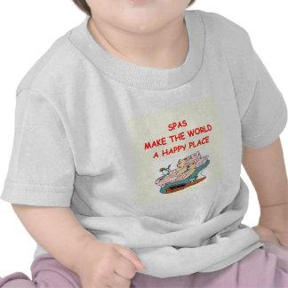spas tee shirts