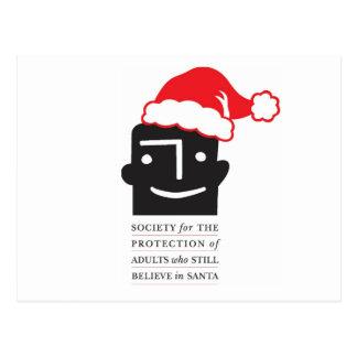SPASBS Postcards ~ Santa Believers Unite!